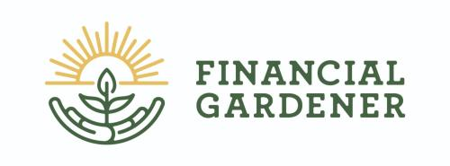 Financail Gardener dark green and yellow